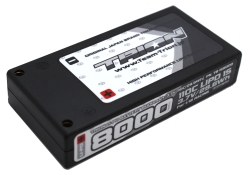 TRION Li-Po Battery 8000mAh/3.7V/110C